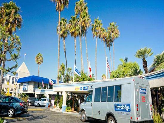 洛杉磯拉克斯旅程住宿酒店