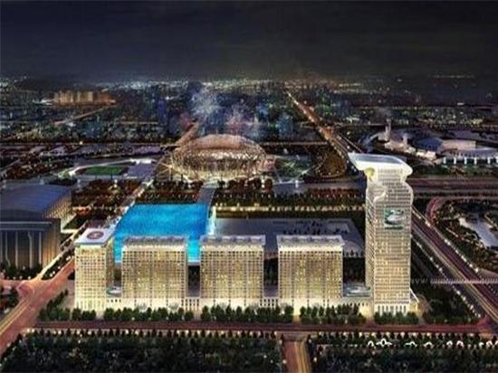 北京盤古七星酒店