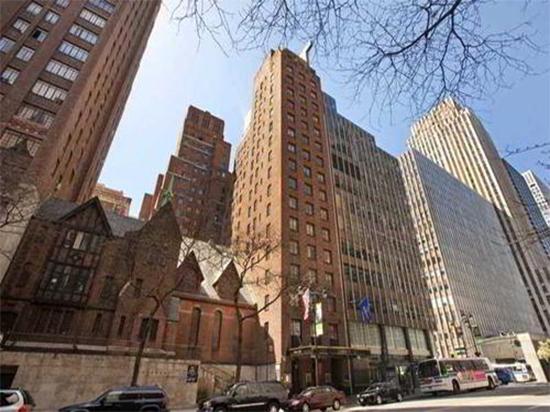 美國曼哈頓東區希爾頓酒店